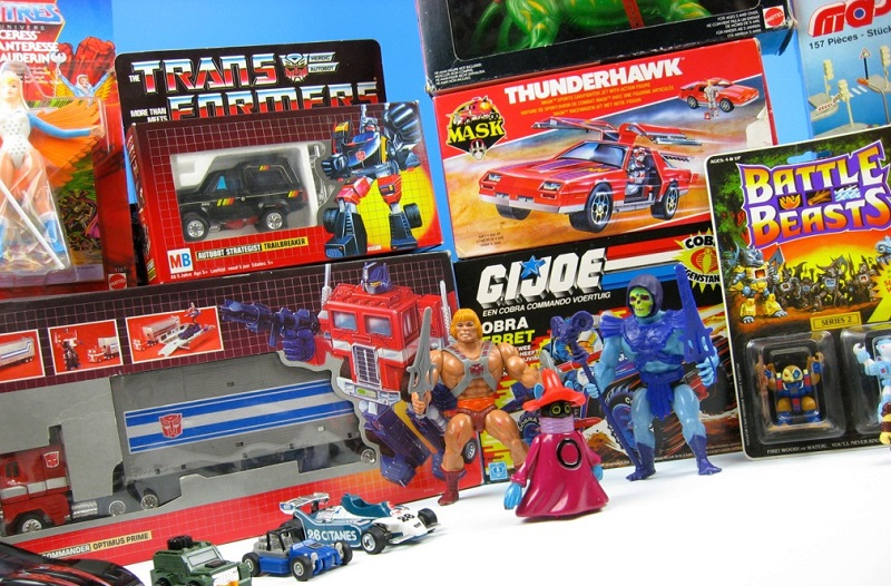 Boys Toys From The 80s : S favored toys and their effect on now grown boys