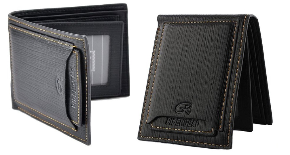 a hot list of cool and unique wallet styles for any