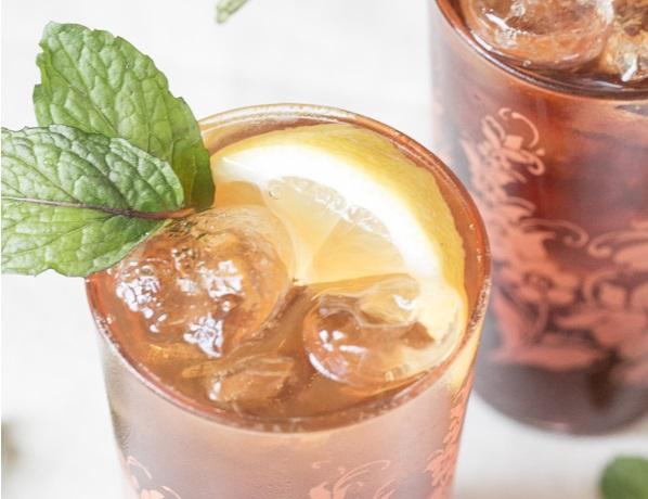 Sweet Tea Bourbon Cocktails Recipes — Dishmaps