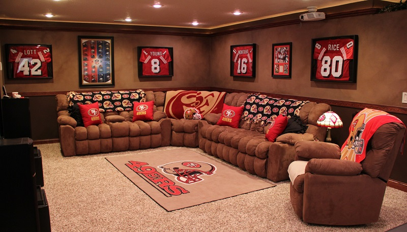 Best Man Cave Theme Ideas - [ Part 1 ] | DudeLiving