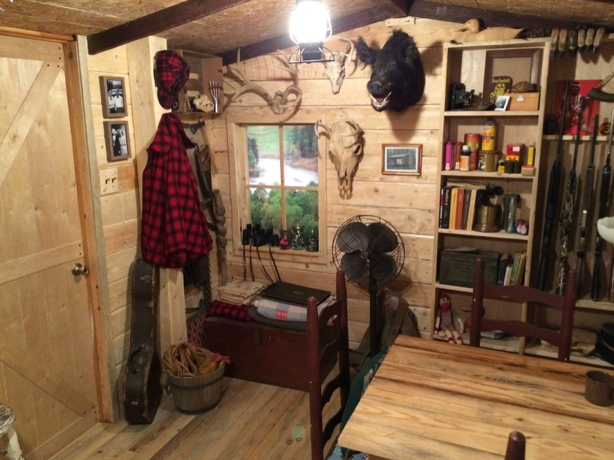 Man Cave Project Ideas : Man cave ideas on a budget turn any basement into