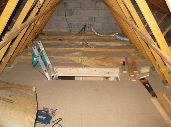 Garage Attic Man Cave : How to turn any attic into a dude living style man cave