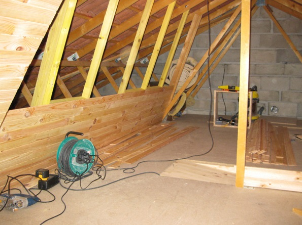 How to turn any attic into a dude living style man cave dudeliving