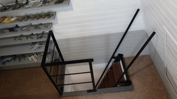 Man Cave Ideas Attic : How to turn any attic into a dude living style man cave