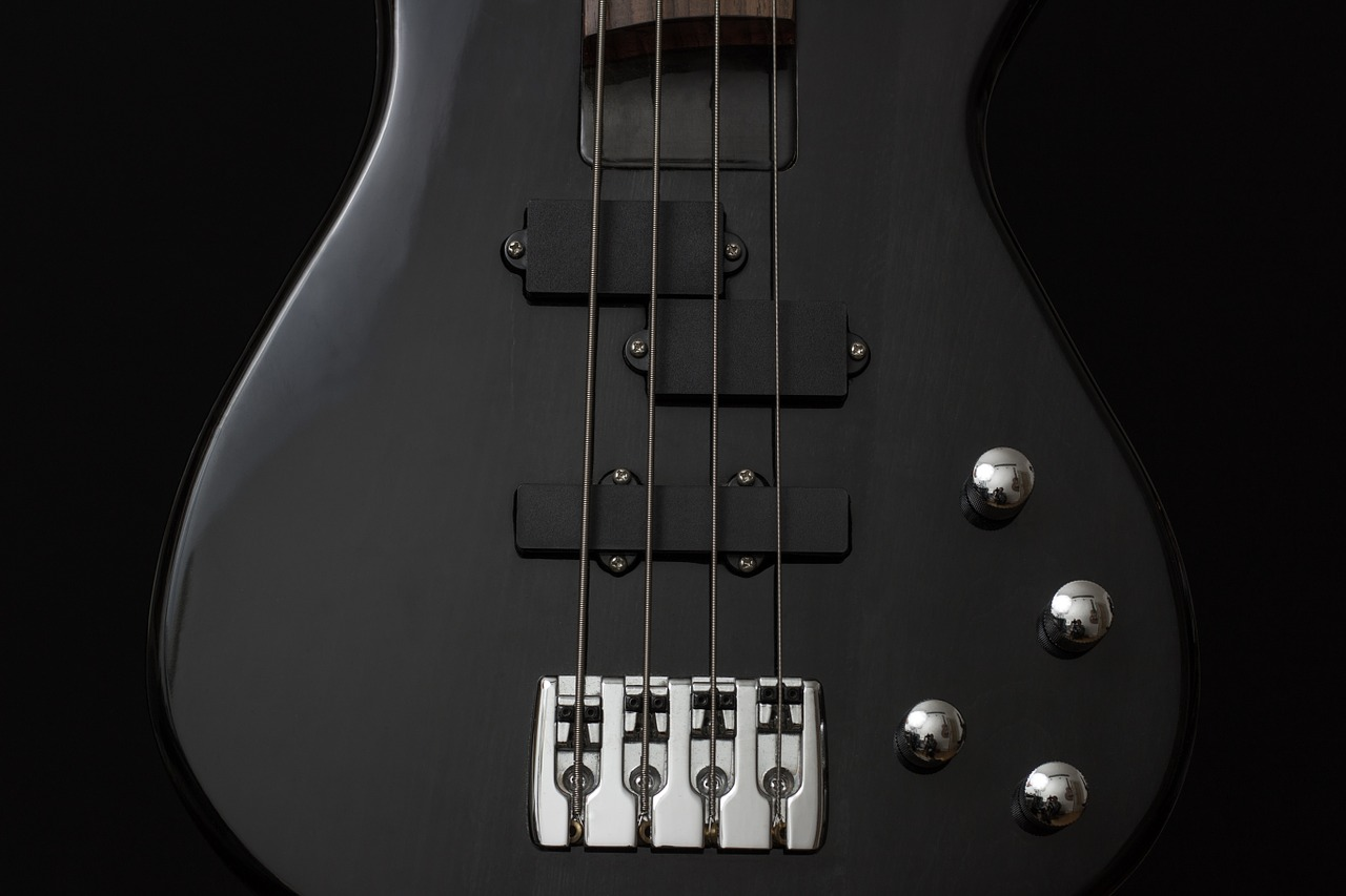 bass guitar strings bracelets are the new thing dudeliving. Black Bedroom Furniture Sets. Home Design Ideas