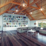 Have You Considered Timber Flooring For Your ManCave?