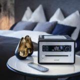 Sonoro Cubo – German designed MP3/CD clock radio