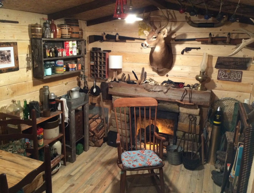 Affordable Man Cave Garage Ideas